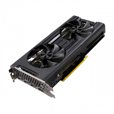 Видеокарта Gainward GeForce RTX 3060 Ghost OC (NE63060T19K9-190AU)